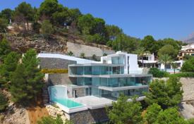 Residential for sale in Altea. Villa – Altea, Valencia, Spain