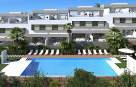 Terraced house from developers for sale in Europe. Terraced house of new construction, in the Costa del Sol
