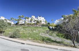 Plot of land for construction with a project of a villa, Benahavis, Costa del Sol, Spain for 570,000 €
