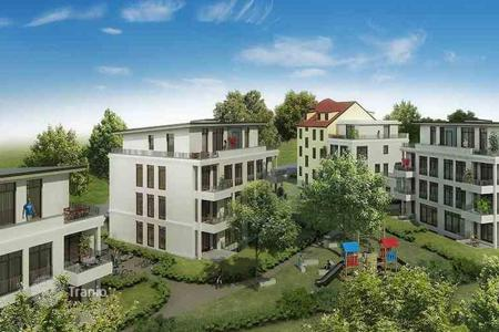 Off-plan residential for sale in Germany. Three-bedroom apartment with lakeview in a new complex in South-Eastern Berlin with a 4% yield