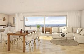 Apartments for sale in Baden-Wurttemberg. Four-room apartment in a new residential complex with a parking in the Ebnet district, Freiburg