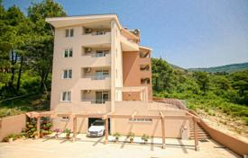 Spacious apartment with a terrace, a garage and sea and mountain views, Tivat, Montenegro for 126,000 €