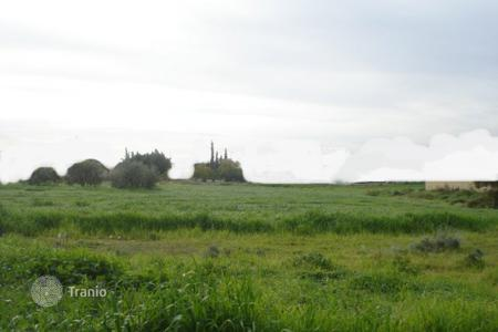 Property for sale in Dromolaxia. Agricultural Land