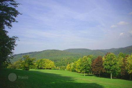 Land for sale in Austria. Land with project of a house in the 14th district of Vienna