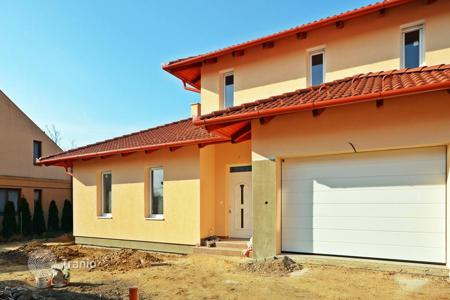 3 bedroom houses for sale in Keszthely. Newly built detached house near the Lake Balaton and beaches in a valuable part of Keszthely