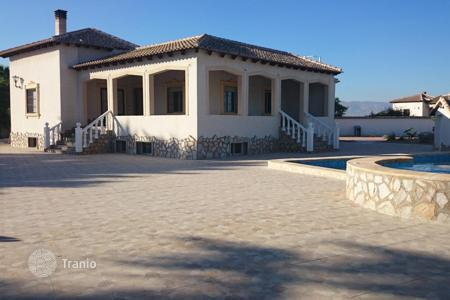 Houses for sale in Catral. Villa – Catral, Valencia, Spain