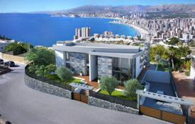 Luxury houses for sale in Benidorm. Superb newly-built villa featuring 5 bedrooms in Benidorm