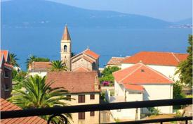 1 bedroom apartments by the sea for sale in Tivat. Waterscape apartment in Tivat