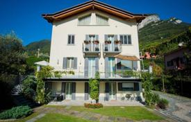 Houses for sale in Mezzegra. Perfect villa with view over Lake Como