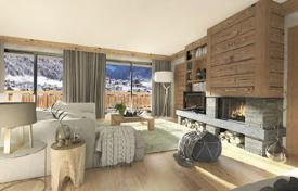 1 bedroom apartments for sale in French Alps. Spacious apartment with a terrace, in a new residence next to the ski slopes and the ski lift, Chatel, France