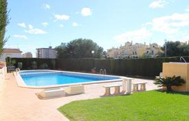 Cheap houses with pools for sale in Valencia. Orihuela Costa, La Zenia. Townhouse-duplex of 96 m² with 30 m² plot