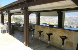 Property for sale in Pachna. Five Bedroom Detached Villa