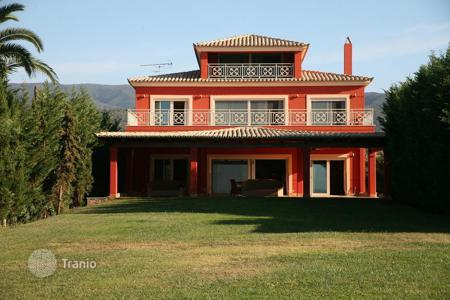 Luxury property for sale in Peloponnese. Luxury villa in first sea line in the Peloponnese