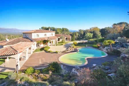 Luxury property for sale in Valbonne. Villa – Valbonne, Côte d'Azur (French Riviera), France