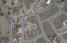 Cheap development land for sale in Larnaca. Building Plot