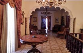 Houses for sale in Malta. A beautiful villa on two plots with marble floors and gypsum ceiling