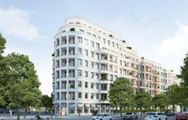 New home from developers for sale in Central Europe. Modern apartment in a new building on Kurfuerstenstrasse in an ecologically clean district of Schöneberg