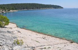 Coastal development land for sale in Croatia. Development land with a sea view, Milna, Croatia