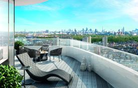 Property for sale in London. New apartments in London, Great Britain. Stylish residential complex with a gym, in the second district, on the bank of the Thames