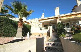 Townhouses for sale in Altea. Cozy townhouse with a solarium in a residence with two swimming pools and a garden, Las Ramblas, Spain