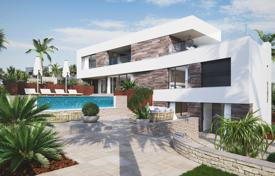 Luxury villa project on a cliff in Cabo de Palos. Panoramic sea views of the Mediterranean Sea. for 3,950,000 €
