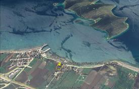 Coastal development land for sale in Trikala. Skala Atalante, Fthiotida. Seaside plot of 7,500 sqm, within the village plans is for sale