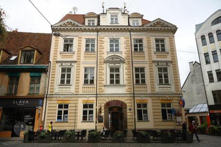 Commercial property for sale in Latvia. Apartment building - Riga, Latvia