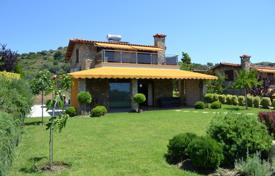Coastal property for sale overseas. Detached house – Kassandreia, Administration of Macedonia and Thrace, Greece