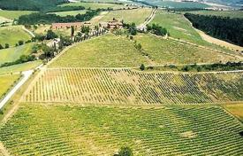 Luxury residential for sale in Montepulciano. Development land – Montepulciano, Tuscany, Italy
