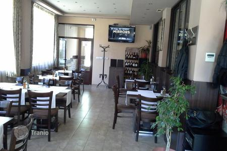 Restaurants for sale in Bulgaria. Restaurant – Sofia, Bulgaria