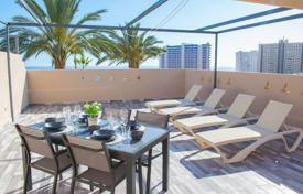 Penthouses for sale in Tenerife. Penthouse – Playa Paraiso, Adeje, Canary Islands,  Spain