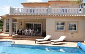 Property for sale in La Mata. Furnished villa with a pool, a garden, a terrace, and a panoramic view of the sea, at 100 meters from the beach, La Mata, Spain