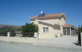 Houses for sale in Troulloi. Three Bedroom Detached Luxury House with Title Deed