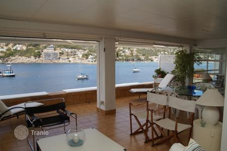 Luxury 4 bedroom apartments for sale in Spain. Apartment – Andratx, Balearic Islands, Spain