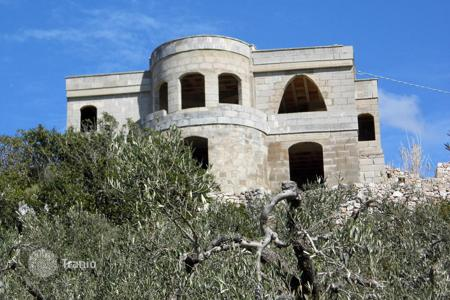 Coastal houses for sale in Apulia. Villa in a process of building, Patu, Italy