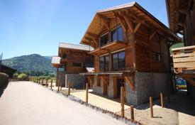 Chalets for sale in Auvergne-Rhône-Alpes. Chalet with four bedrooms and a garden, Montrion, France
