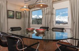 Luxury 3 bedroom apartments for sale in Central Europe. Apartment with panoramic views in St Moritz