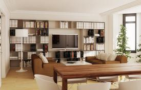 4 bedroom apartments for sale in Catalonia. Stylish apartment with a terrace, in a modern residential complex, near the historical center of the city, Sant Gervasi, Barcelona, Spain
