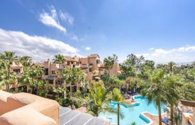 3 bedroom houses for sale in Andalusia. Delightful Luxurious Duplex Penthouse in San Pedro de Alcantara