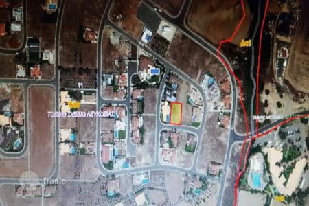 Land for sale in Strovolos. 833m² Residential Plot in Strovolos