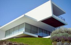Modern villa with a pool, a balcony and sea views, Paso de Arcos, Portugal for 3,630,000 $