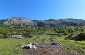 Land plot for construction with sea and mountain views, Split, Splitsko-Dalmatia County, Croatia for 120,000 €