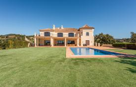 Two-storey villa with a large plot, Benahavis, Costa del Sol, Spain for 3,995,000 €
