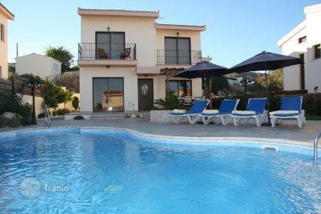 Houses for sale in Pissouri. Quality villa in desired area of Pissouri