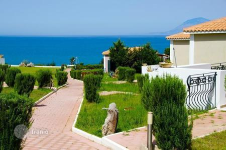 Coastal commercial property in Greece. Kyllini, Ilias perfecture. Complex of tourist apartments is for sale