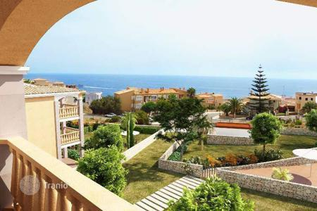 Apartments with pools for sale in Balearic Islands. Newly built 2 bedroom apartments with huge terraces with seaviews and communal pool in Porto Cristo, Mallorca