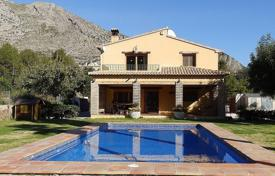 Houses with pools for sale in Benigembla. Detached house – Benigembla, Valencia, Spain