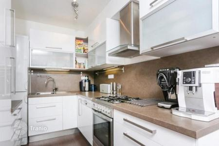 Residential for sale in Prague. Сozy two-bedroom apartment with a loggia and wonderful views of the city in the tenth district of Prague
