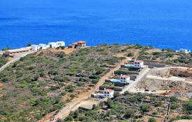 Houses with pools by the sea for sale in Greece. Villa – Crete, Greece