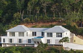 Property for sale in Caribbean islands. Overlooking Anse Galet Bay with direct views of neighbouring island Martinique sits this newly built and stunning Private Villa. The…